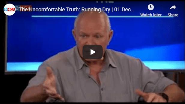 'The Uncomfortable Truth': SA's water crisis