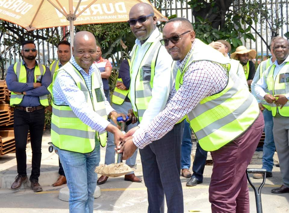 R250m Point Watermain upgrade project expected to create job opportunities