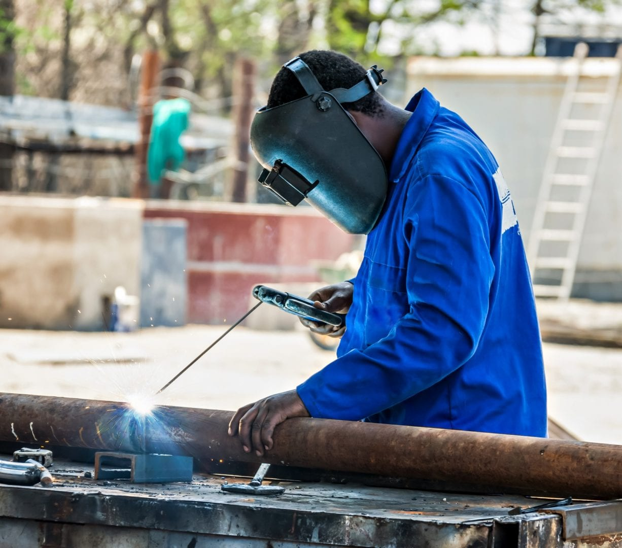 Welding Institute tackles challenges facing the SA Industrial sector