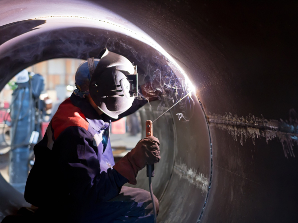 Welding apprenticeship programme to boost South Africa's skills base