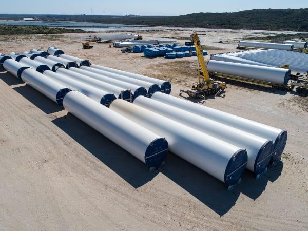 Port of Ngqura makes bringing green energy to SA possible