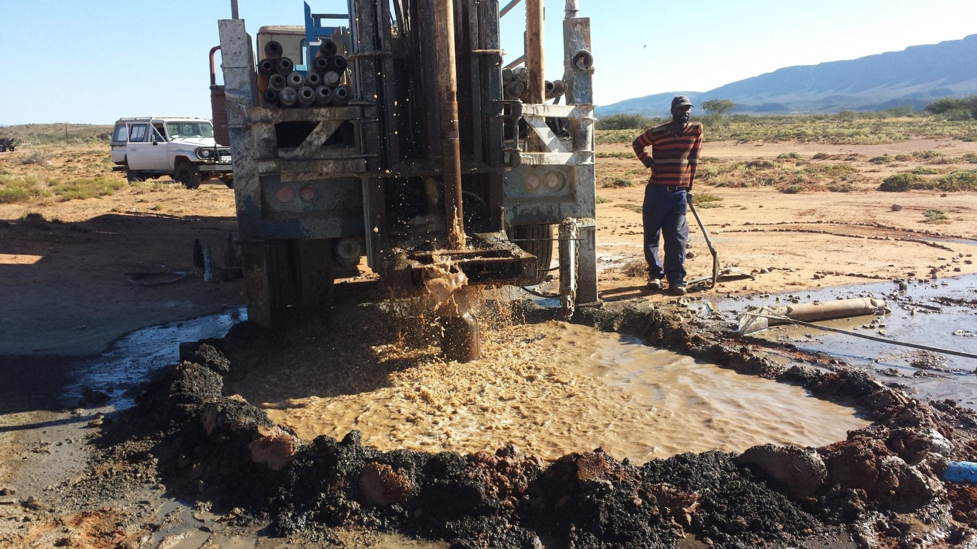 Borehole owners urged to be responsible water users
