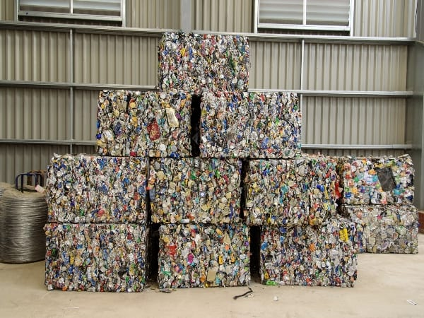 Data shows aluminium is one of the most recycled materials