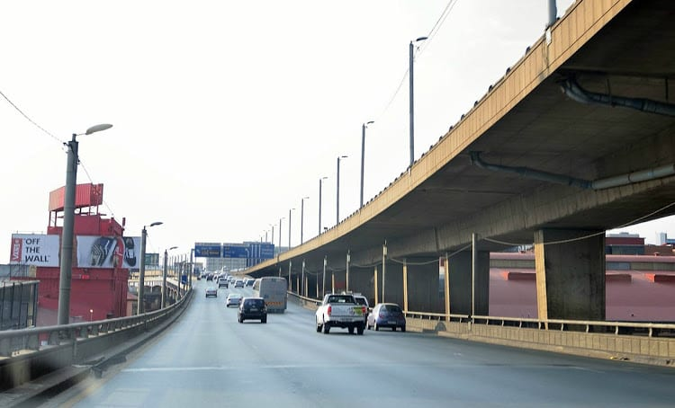 Joburg's R169m M1 double-decker bridge repair 'a waste of resources'