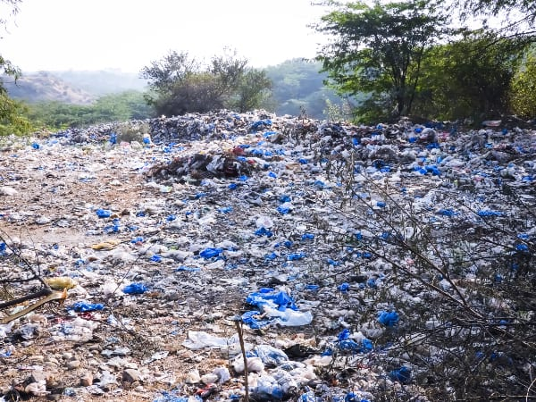 SA ranked amongst the world's worst plastic polluters