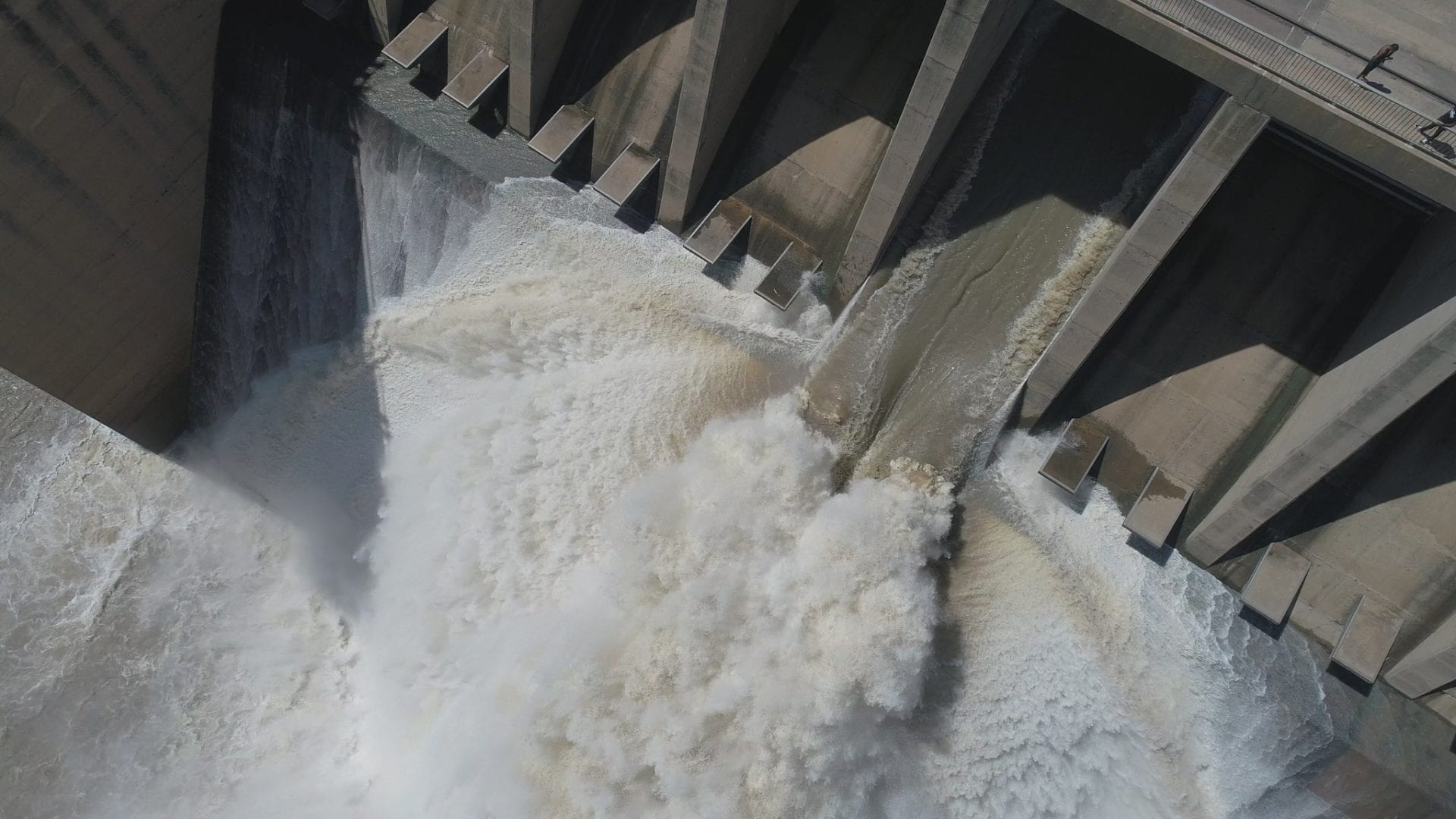 Water released from the Vaal Dam to accommodate further expected inflows