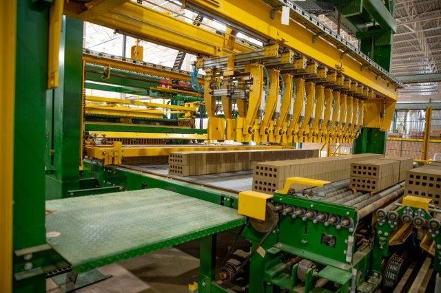 Corobrik celebrates first bricks from its new R800m Kwastina factory