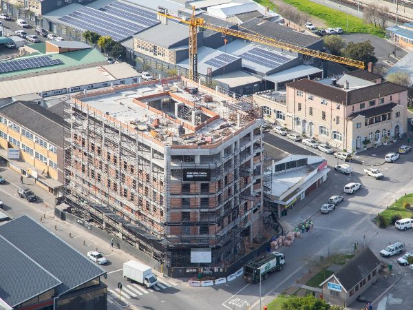 Ambitious Cape Town housing project gets thumbs up